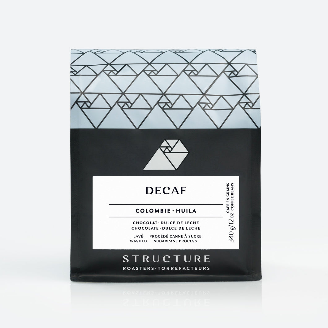 Decaf - Structure Roasters