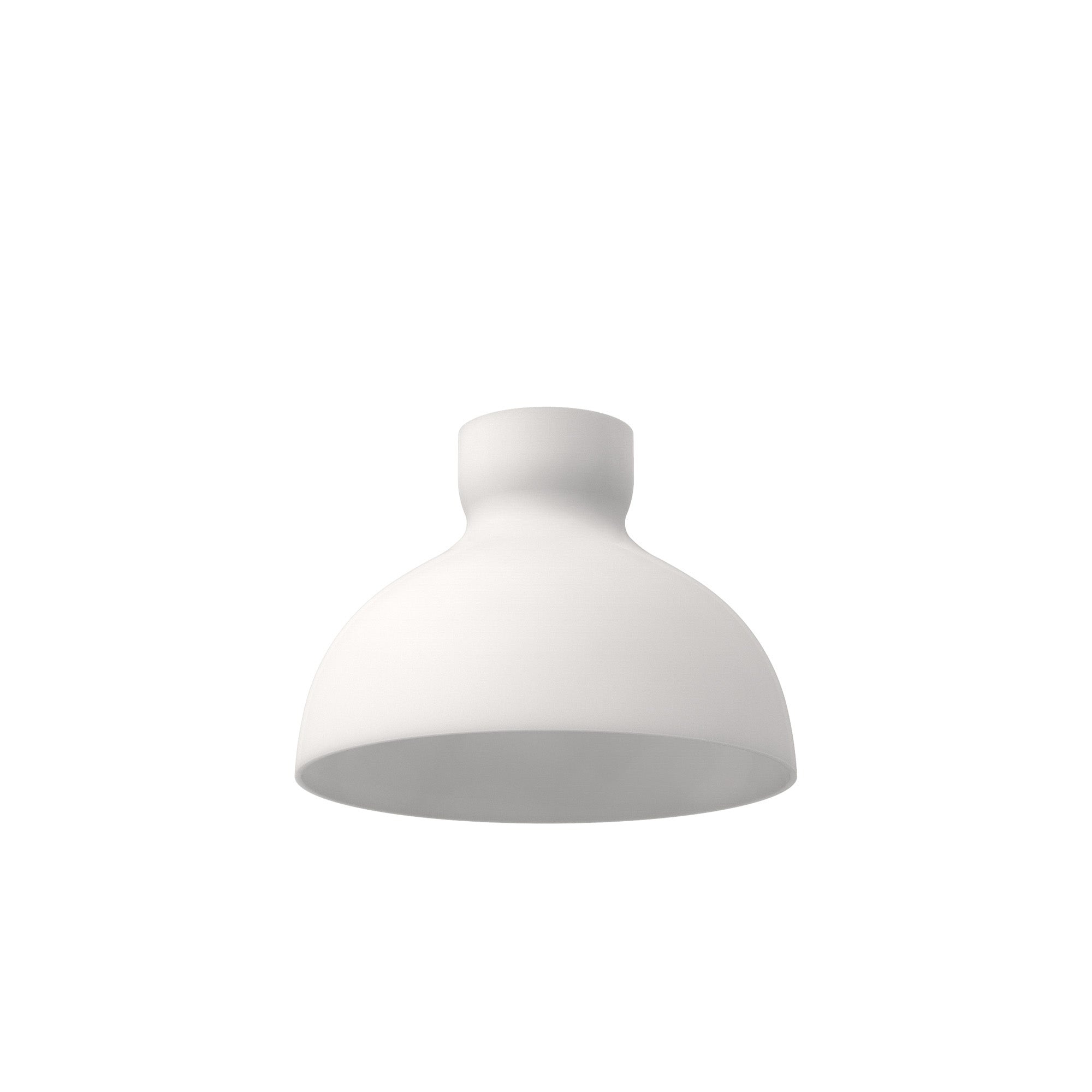 Replacement glass shade for Arenzano lamp