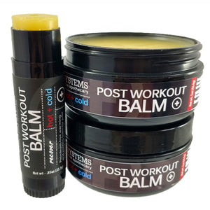 Post Workout Balm - Helping recover faster