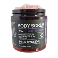 Load image into Gallery viewer, Acai + Goji Berry Body Scrub