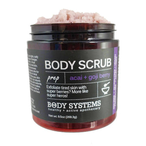 Acai + Goji Berry Body Scrub