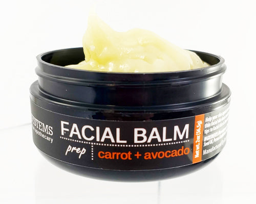 Carrot + Avocado Facial Balm