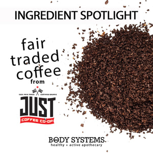 Fair Trade Coffee Body Scrub