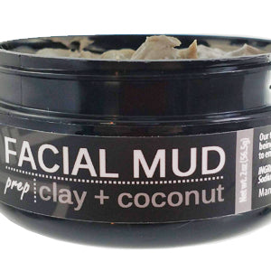 Facial Mud Exfoliating Cleanser