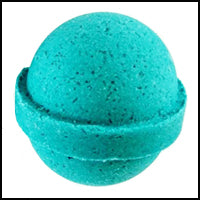 Load image into Gallery viewer, Sea Salt + Kelp Bath Bomb 3oz