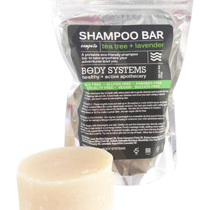 Shampoo Hair Cleansing Bar