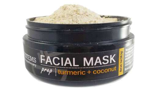 Turmeric + Coconut Face Mask