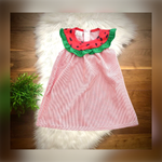 Load image into Gallery viewer, Watermelon Collar Dress