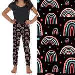 Load image into Gallery viewer, Over The Rainbow Mommy and Me Leggings - Whim & Wonder Boutique