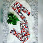 Load image into Gallery viewer, Christmas Character Mommy and Me Leggings