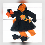 Load image into Gallery viewer, Fall Tutu Pant Set - Whim & Wonder Boutique