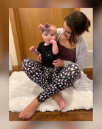 Load image into Gallery viewer, Leaves on a Vine Mommy and Me Leggings