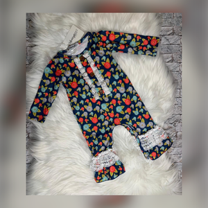 Little Lovely Baby Romper - Whim & Wonder Boutique