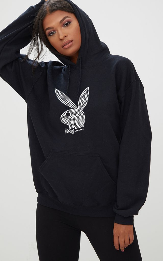 PlayBoy Crystalized Hoodie