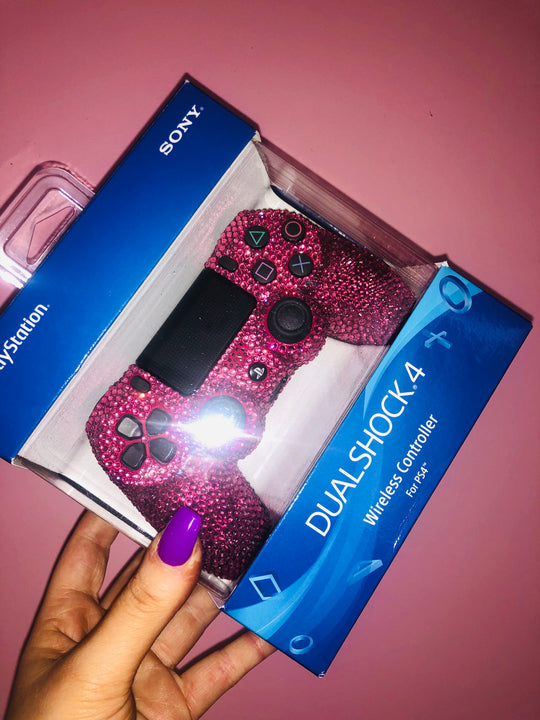 Crystalized Game Controller