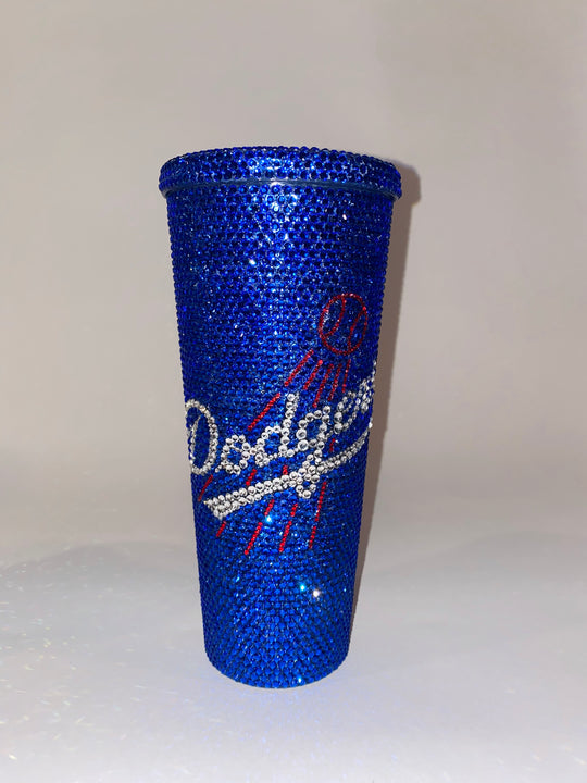 Custom Cup in Crystals