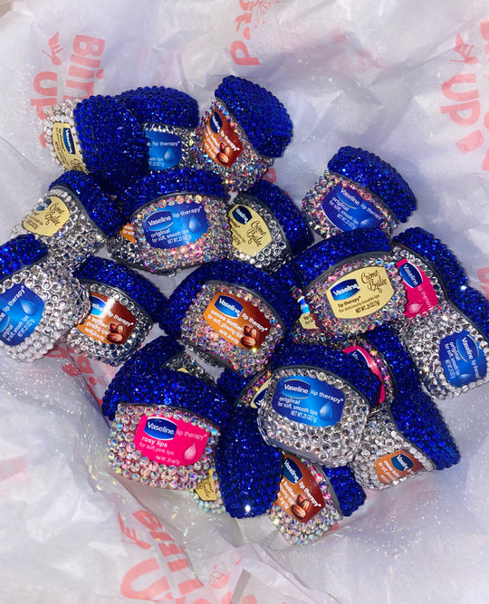 Bling Mini Vaseline Lip Therapy