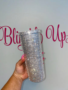 Crystalized Bling Cup