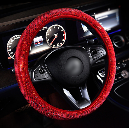 Bling Steering Wheel Cover