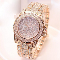 LUX Bling Watch