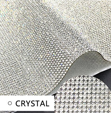 Crystal Rhinestone Sheet