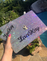 Crystal Laptop Cover