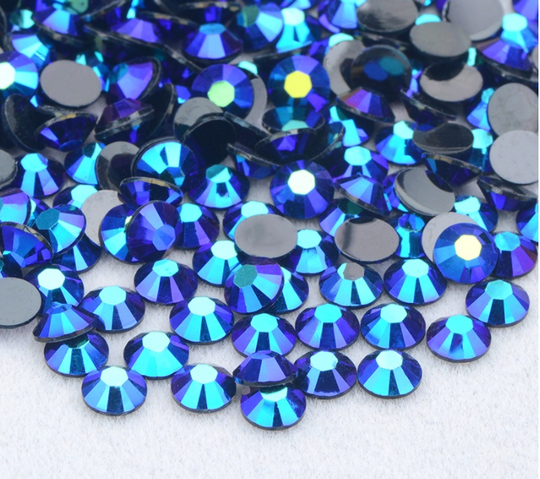 Jelly Stone Colors 4mm (ss16)