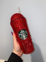 Crystal Starbucks Cup