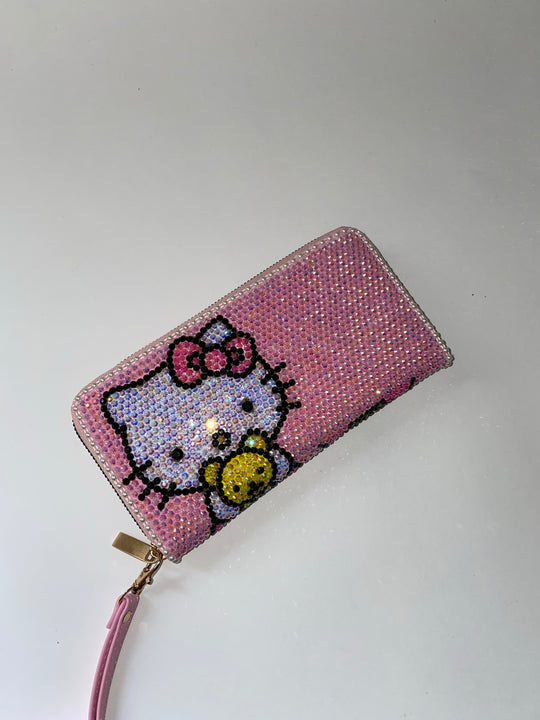 Hello Kitty Bling Wallet