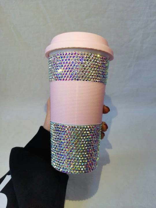 Crystal Coffee Cup