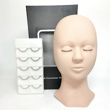Load image into Gallery viewer, 3D Training Mannequin Head