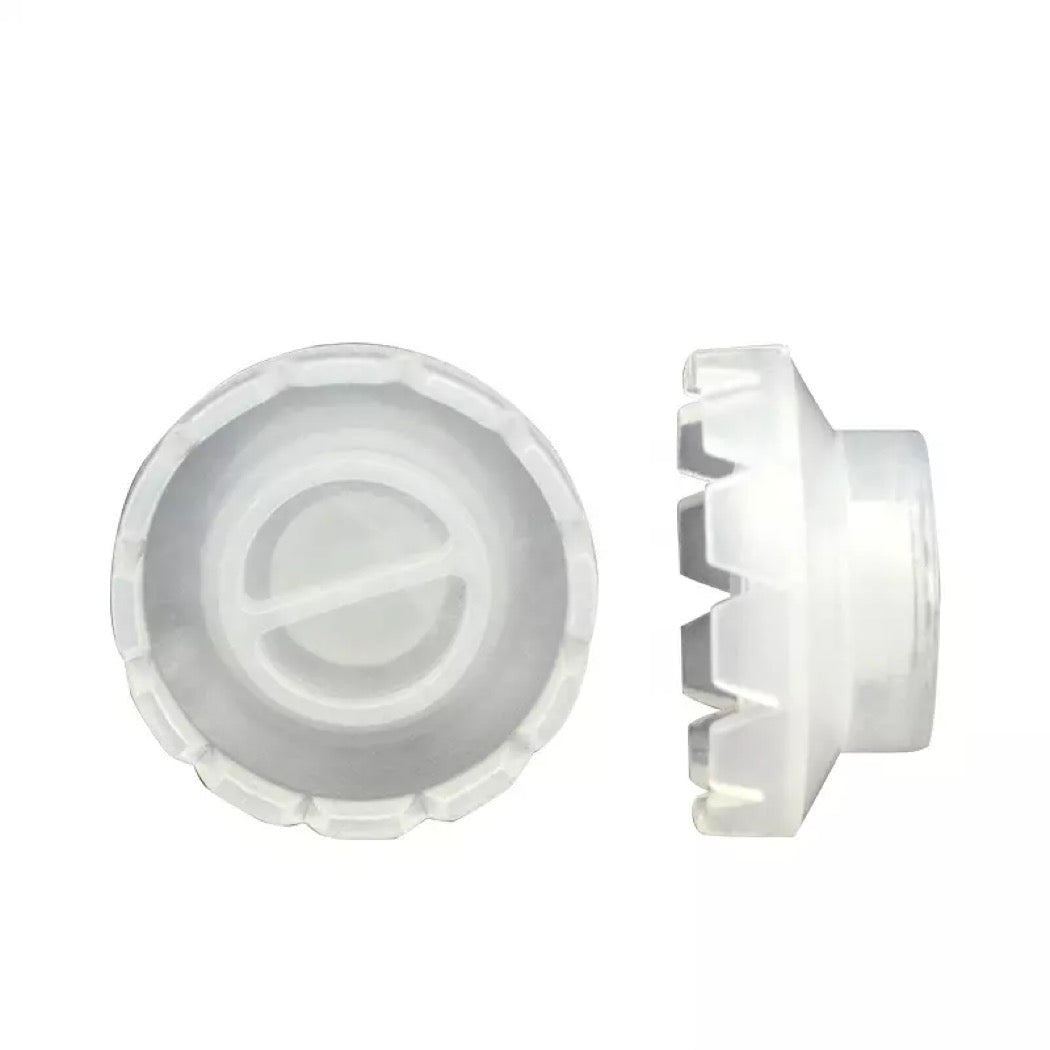 Easy Fan Adhesive Cups - 100 pcs