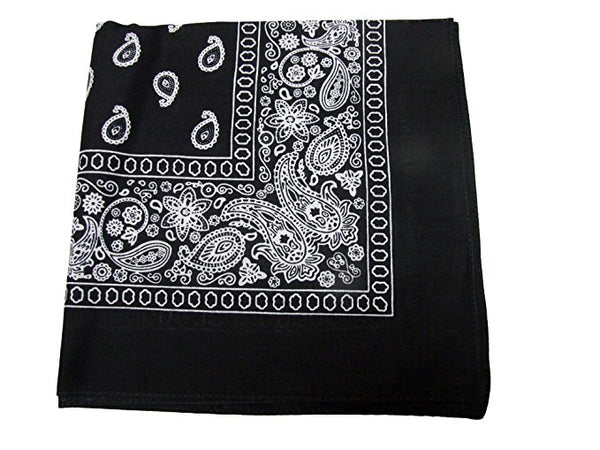Black Neck Bandana