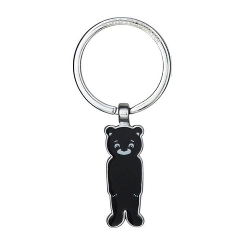 Keyring Teddy Black