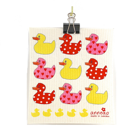 Dishcloth Bathducks