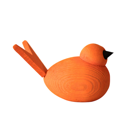 Bird Large Orange
