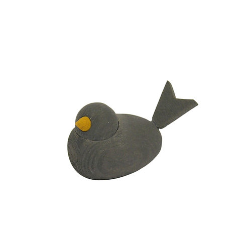 Bird Small Grey