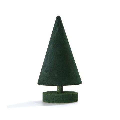 Christmas Tree cone Large Green