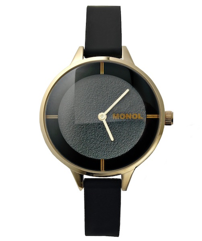 Monol Watch 3G Mille Black/Rose