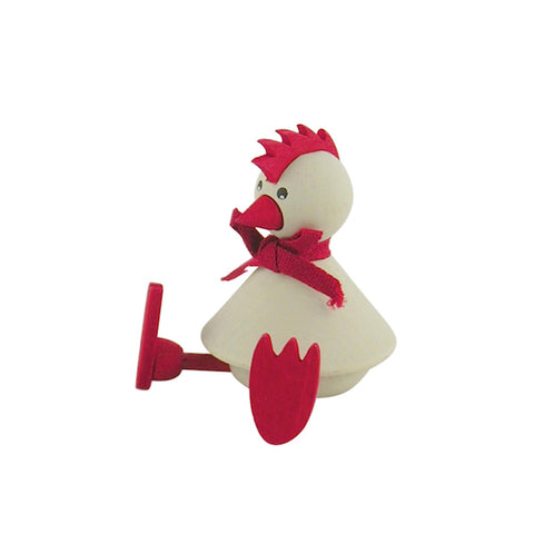 Chicken Assar sitting red