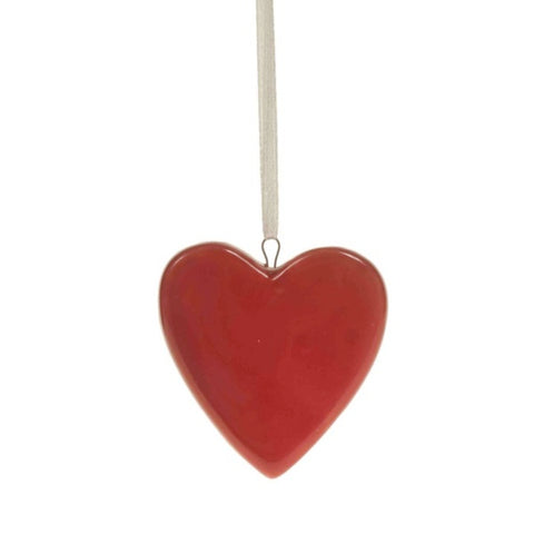Ceramic hanging decor Heart