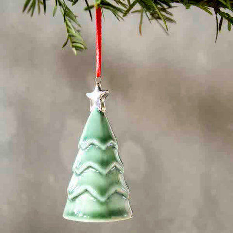 Ceramic hanging decor Christmas Tree