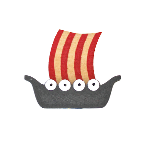 Magnet Viking Ship