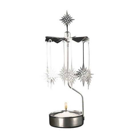 Rotary Candle holder Nord Star
