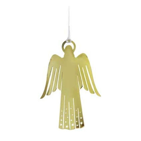 Decor hanging Angel gold