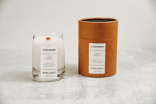 Load image into Gallery viewer, Luxe Wood Wick Candle | Cashmere