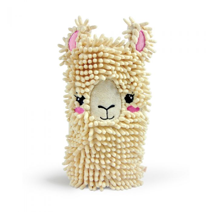 Spit Shine Llama Dusting Mitt by Fred