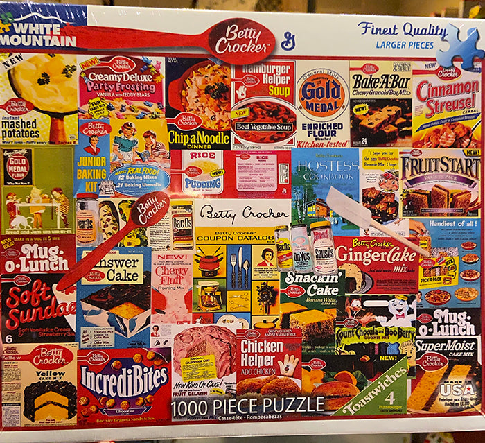 Betty Crocker Puzzle