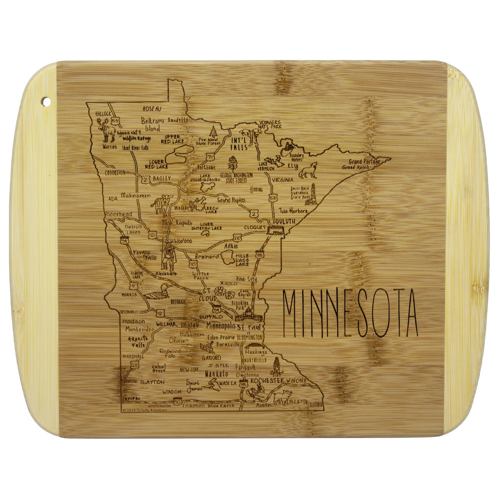 A Slice of Life Minnesota by Totally Bamboo