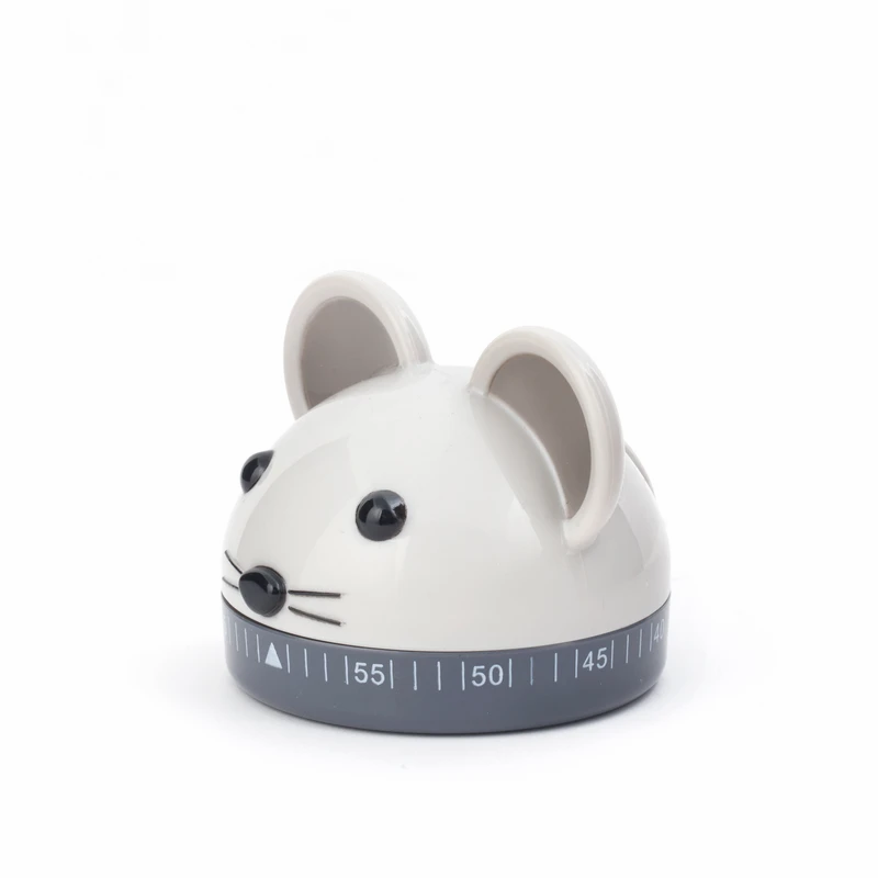 Kitchen Timer Mouse by Kikkerland Design